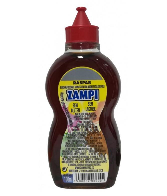 Zampi Bebida Refrescante Cola 100ml