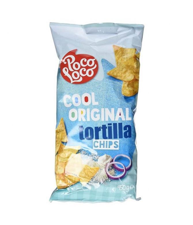 Poco Loco Tortilla Chips 450gr  T