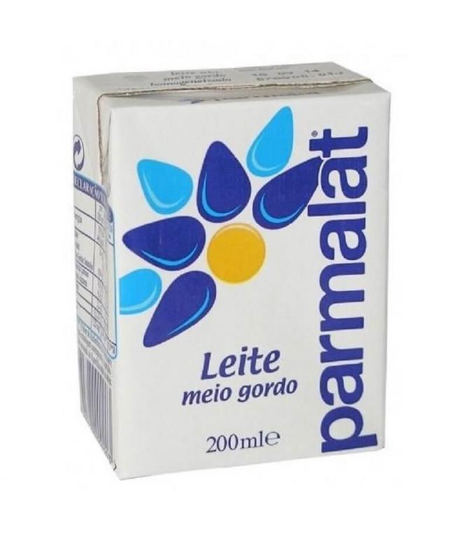 Parmalat Leite Meio Gordo 200ml