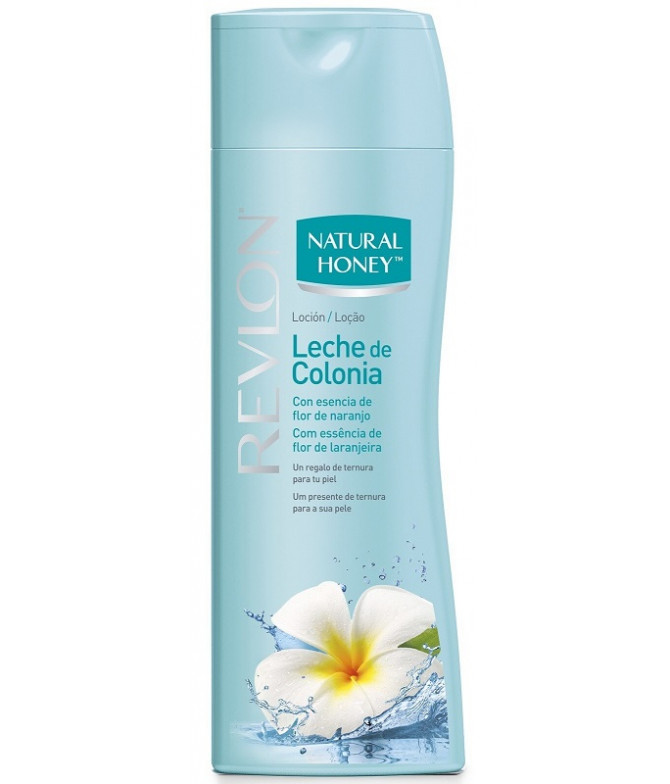Natural Honey Loción Hidratante Colonia 330ml T