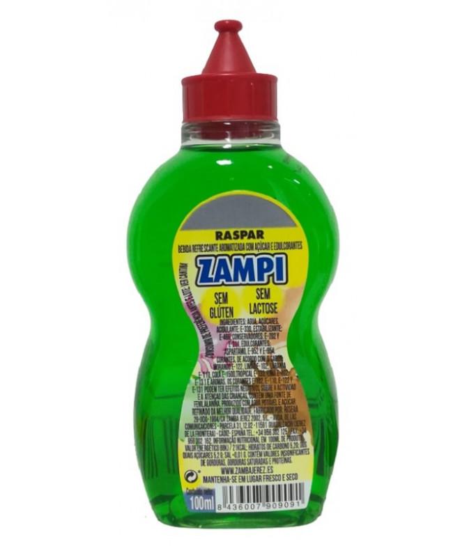 Zampi Bebida Refrescante Lima 100ml