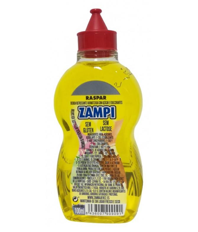 Zampi Bebida Refrescante Limão 100ml