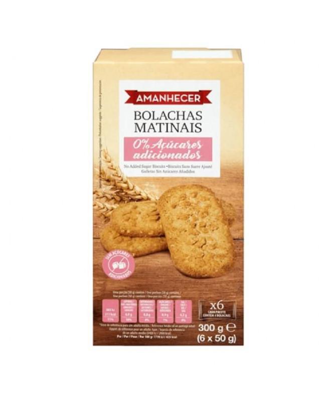Amanhecer Galletas Matinales 0% Azúcar 300gr T