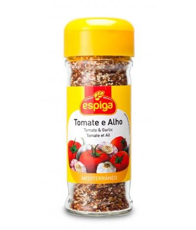 Espiga Tomate e Alho 48gr