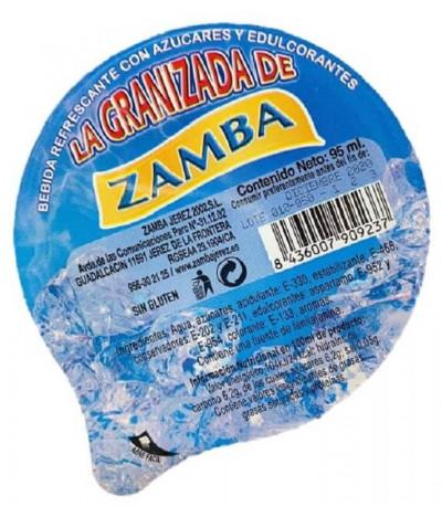 Zamba Granizado Tropical 95ml