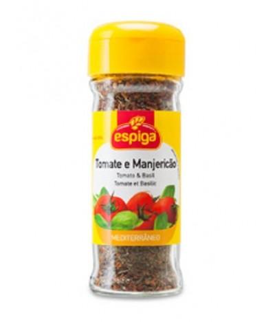 Espiga Tomate e Mangericão 25gr