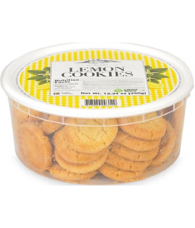 Nyakers Biscoitos Limão 350gr