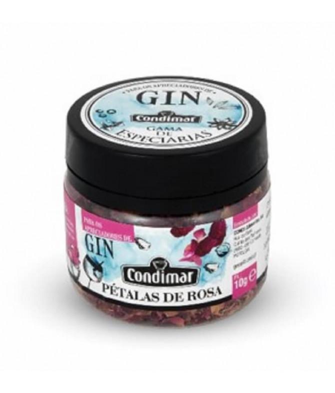 Condimar Pétalas Rosa para GIN 10gr