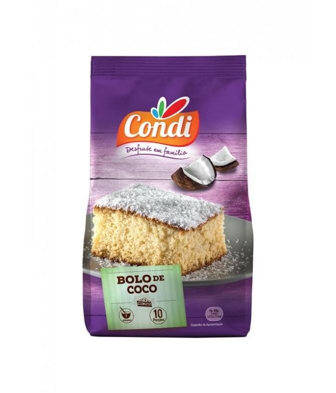 Condi Bolo Coco 400gr