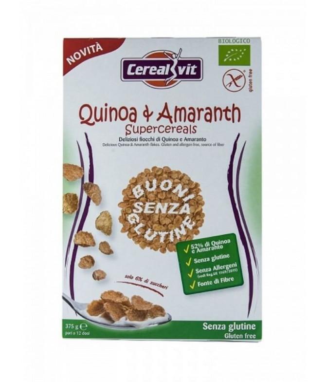 Cerealvit Cereales Quinoa Amaranto 375gr T