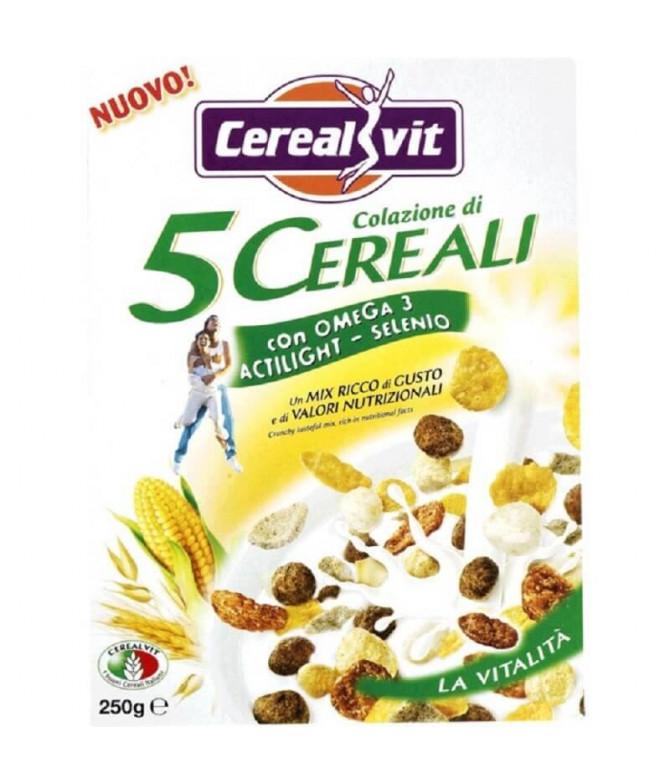 Cerealvit 5 Cereais 250gr