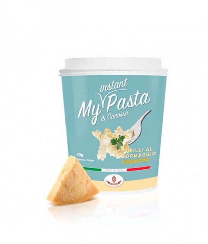 My Instant Pasta Fusilli Queijo 70gr
