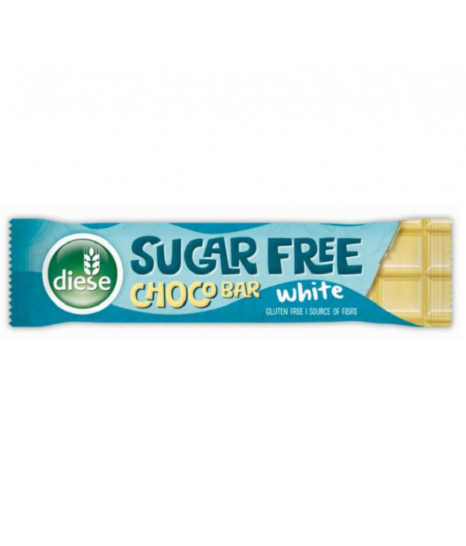 Diese Chocolate Branco Sem Açúcar 30gr