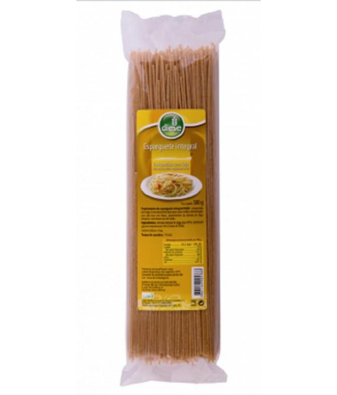 Diese Esparguete Integral 500gr