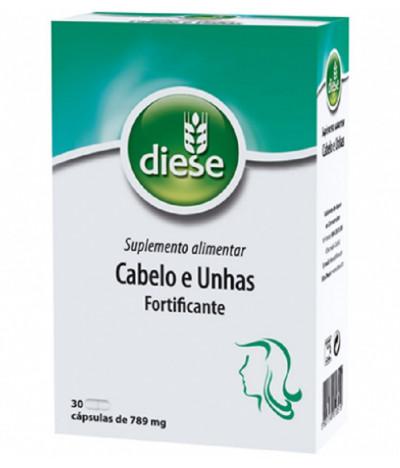 Diese Suplemento Cabello Uñas 30un
