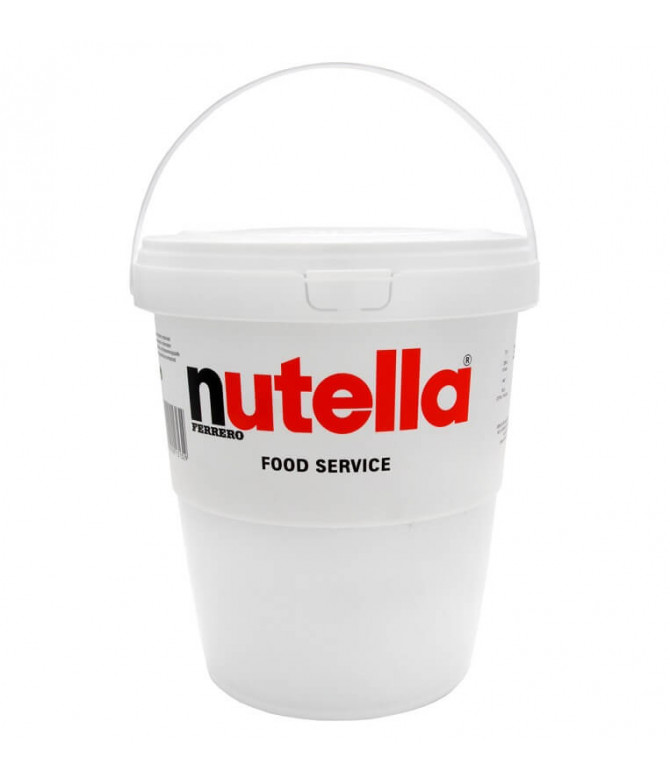 Nutella Crema Chocolate Avellana 3Kg T