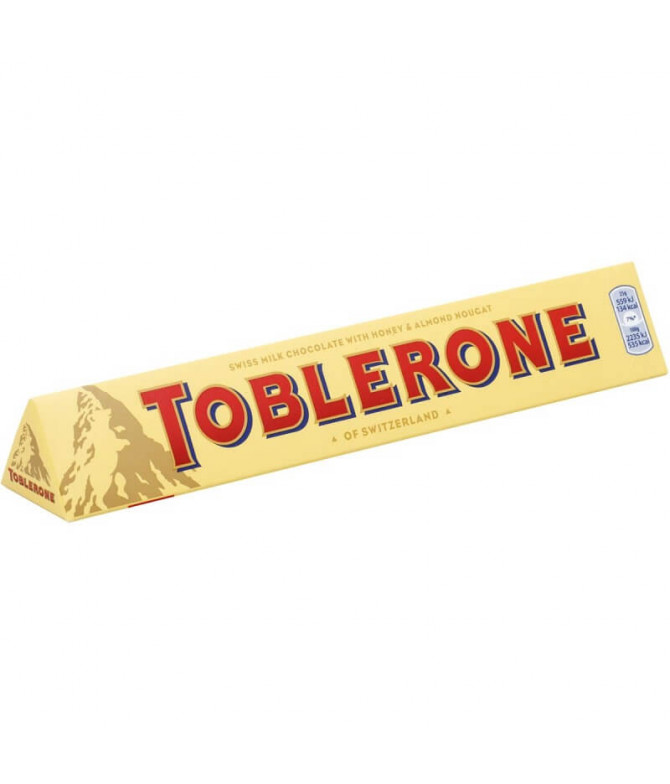 Toblerone Chocolate Leche 100gr T