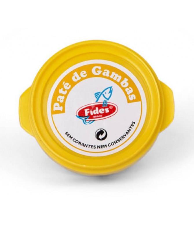 Fides Paté Gambas 85gr T