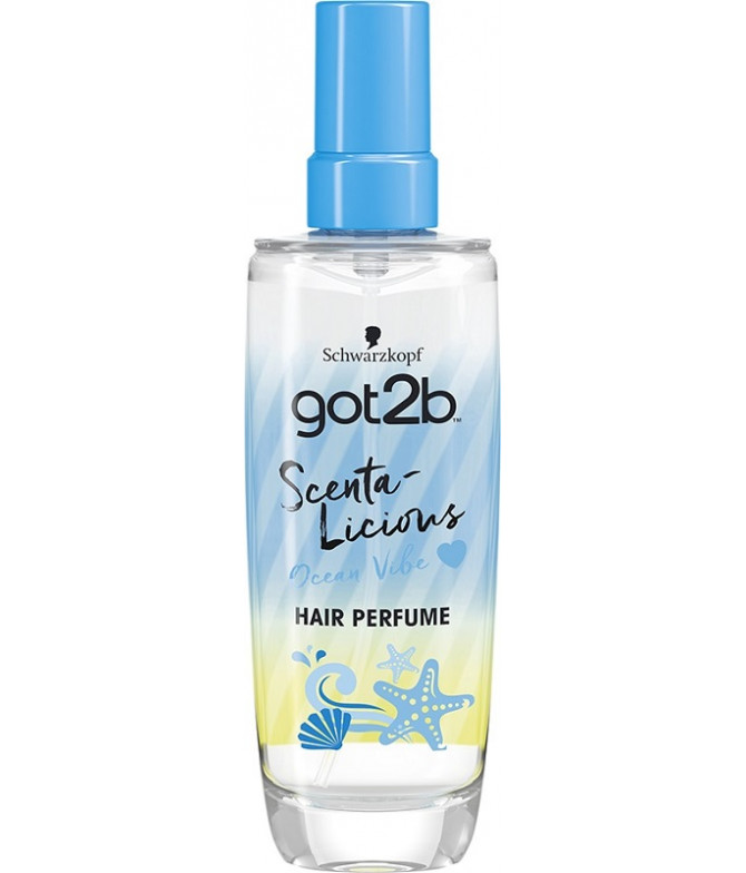 got2b Perfume Cabello Ocean Vibe 75ml T