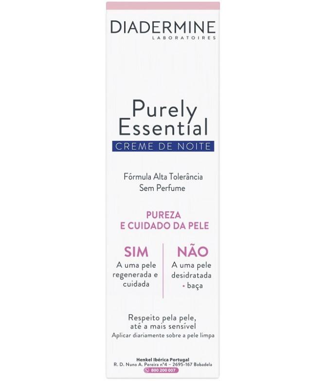 Diaderrmine Pure Essential Crema NOCHE 40ml T