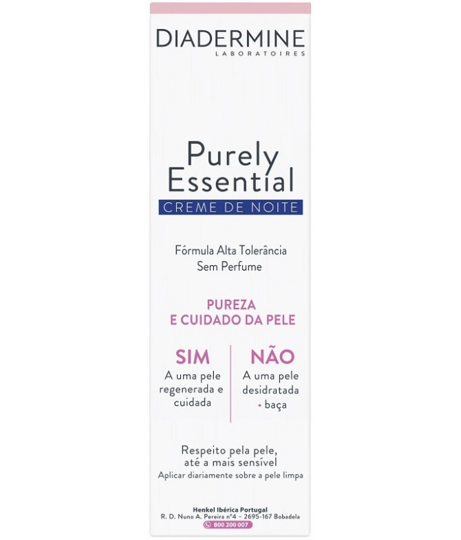 Diaderrmine Pure Essential Creme NOITE 40ml