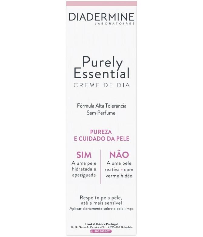 Diadermine Pure Essential Crema DÍA 40ml t