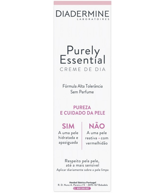 Diadermine Pure Essential Creme DIA 40ml