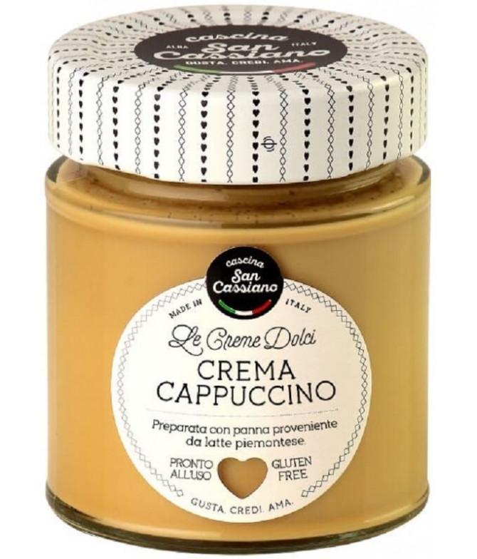 Cascina San Casiano Creme Cappuccino 140gr