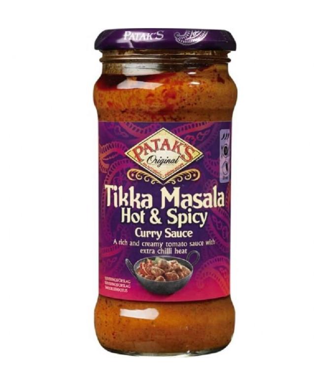 Patak's Salsa Tikka Masala 350gr T