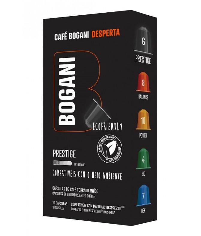 Bogani Café Balance Comp Nespresso 10un