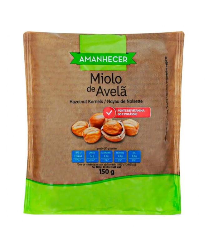 Amanhecer Avellanas 150gr T