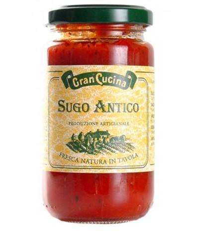 Molho de Tomate Tradicional Gran Cucina 180gr