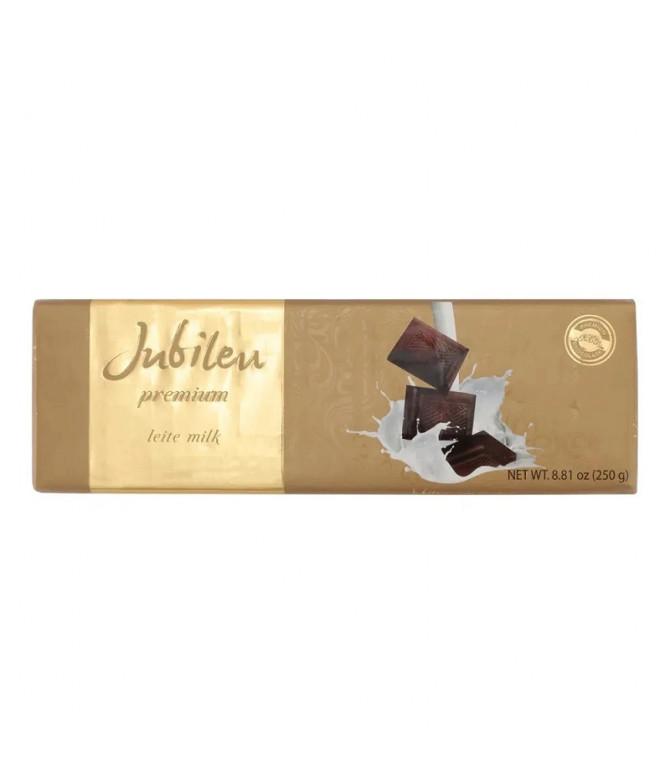 Jubileu Premium Chocolate Leche 250gr T