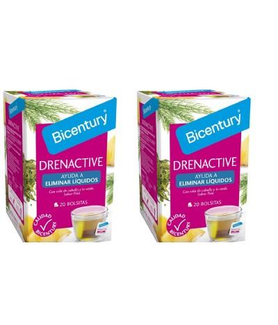 PACK 2 Bicentury Drenactive 20 un