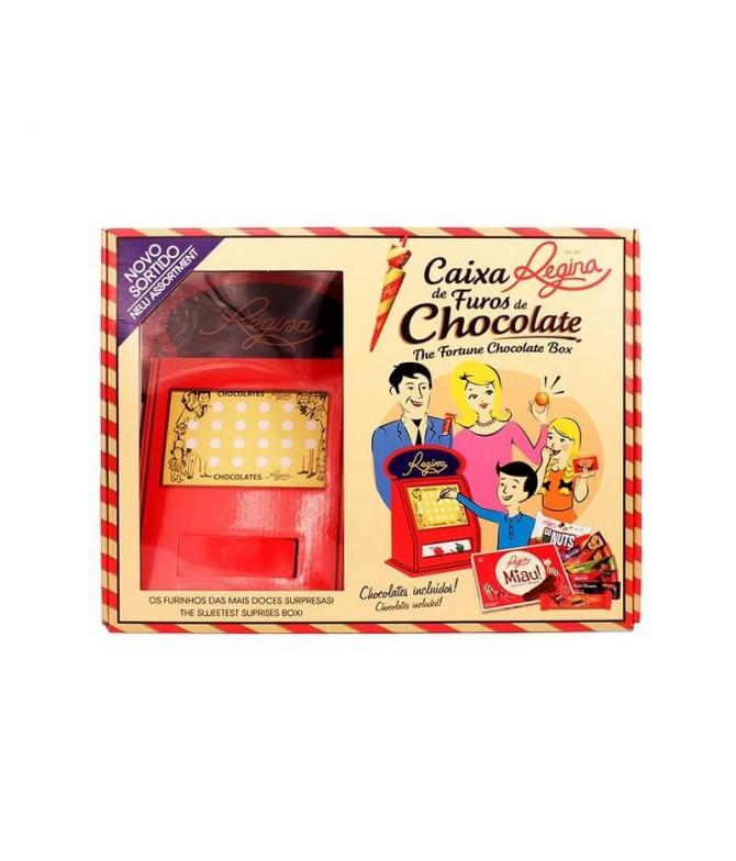 Regina Caja de la Fortuna Chocolate 549gr T
