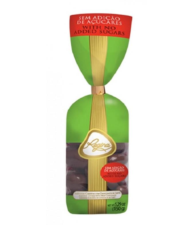 Regina Amêndoa Chocolate Leite 150gr