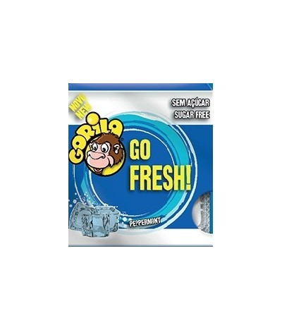 Chicles Gorila Go Fresh Menta
