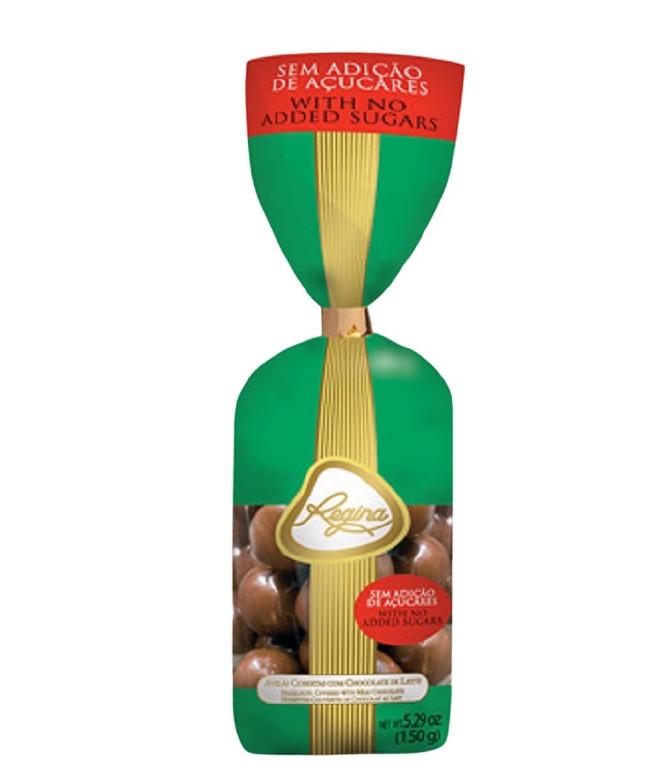 Regina Avelã Chocolate Leite 150gr