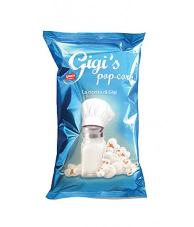 Pipocas Gigi's Pop Corn 125 gr