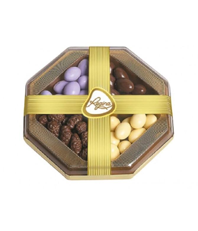 Regina Sortido Amêndoa Chocolate Caixa 215gr