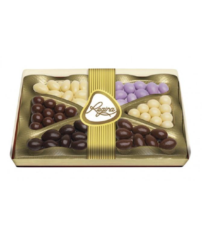 Regina Sortido Amêndoa Chocolate Caixa 315gr