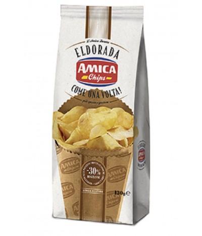 Batatas Fritas com Sal Eldorada 130g