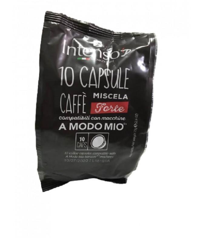 Intenso Café Forte A Modo Mio comp Lavazza 10un