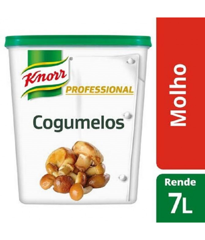 Knorr Professional Salsa Champiñones 1.08Kg t