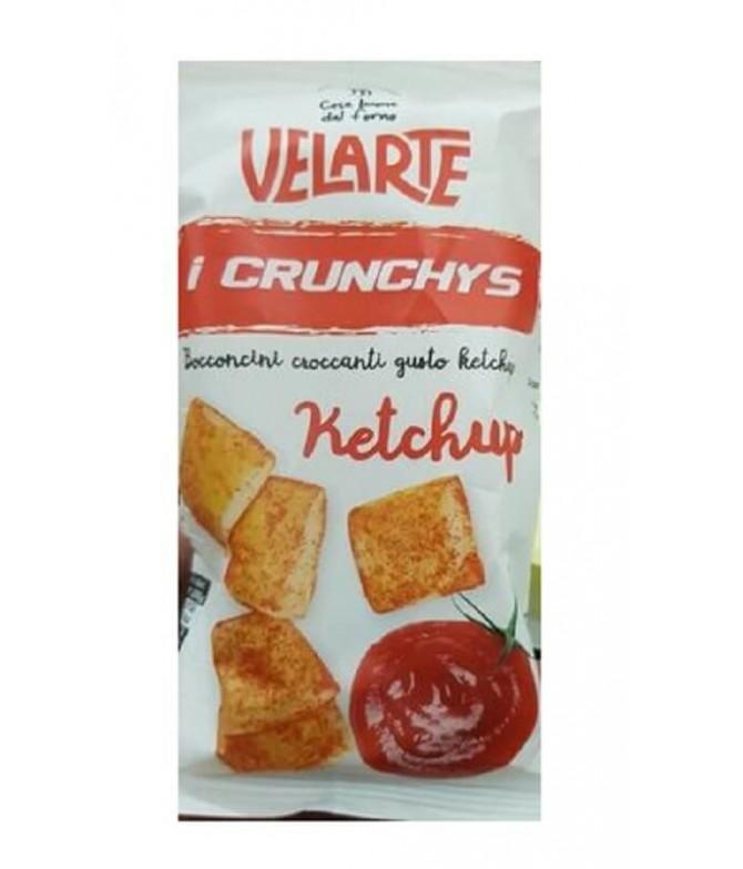 Velarte i Crunchys Sabor Ketchup 35gr
