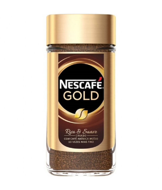 Nescafé Gold Café Solúvel 100gr