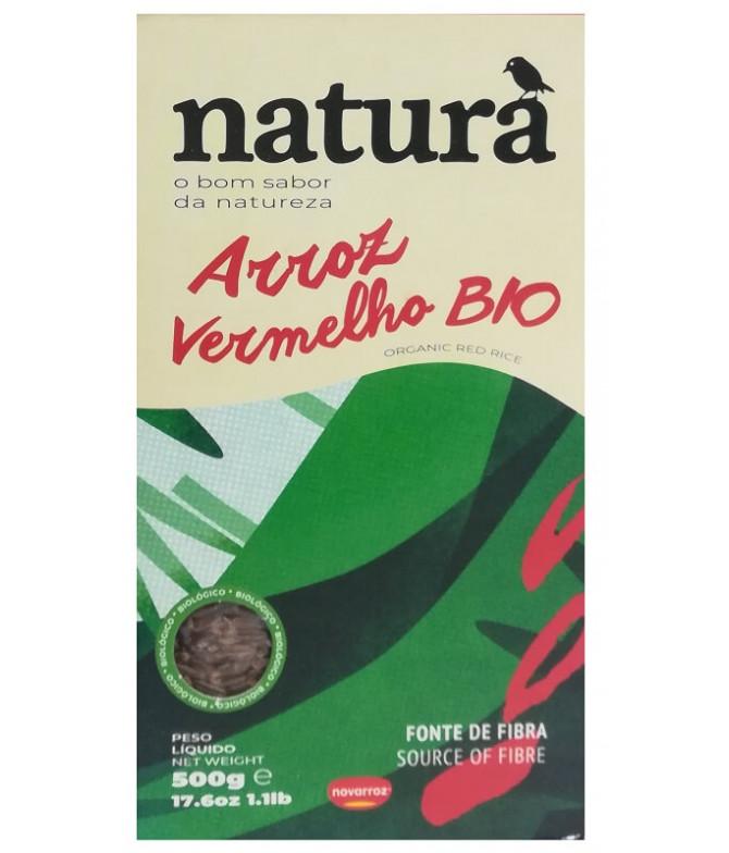 Natura Arroz Vermelho BIO 500gr