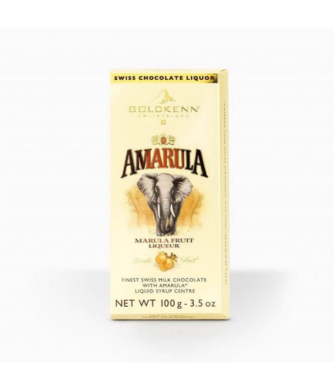 Goldkenn Chocolate Leche Amarula 100gr T