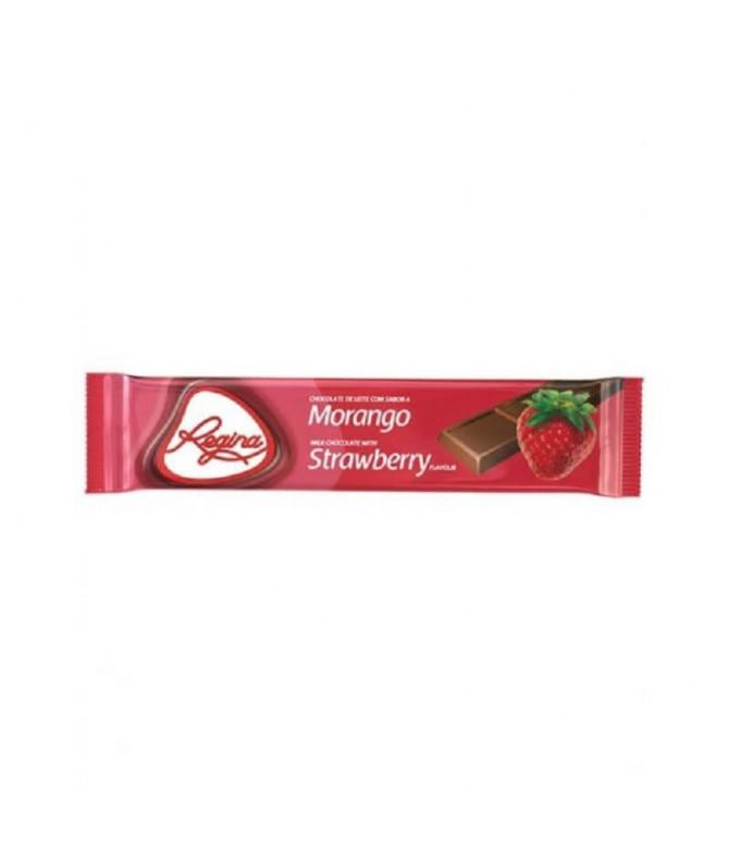 Regina Chocolate Leche Fresa 20gr T