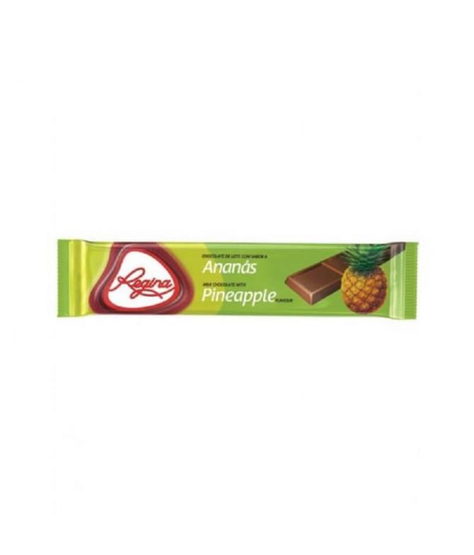 Regina Chocolate Leche Piña 20gr T